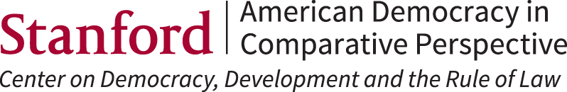 Logo for American Democracy in Comparative Perspective