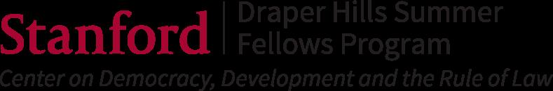 Logo for Draper Hills Summer Fellows Program