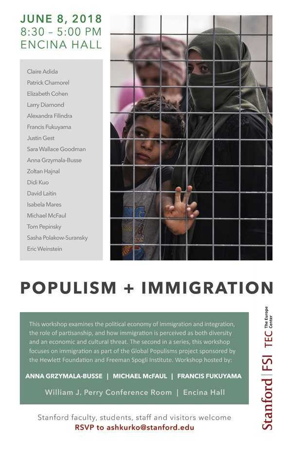 Populism + Immigration Conference