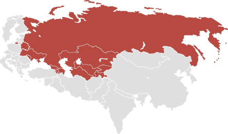 russia eruasia