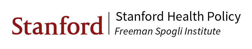 Logo for Stanford Health Policy