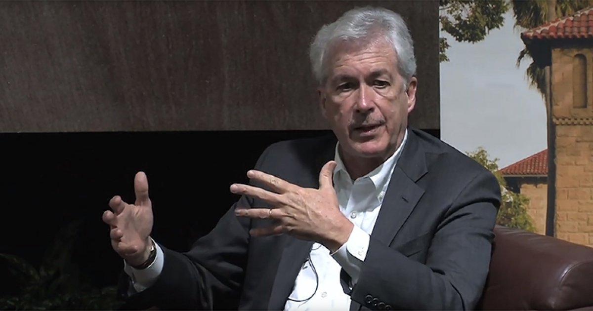FSI - Ambassador William Burns Reflects On a Career in ...