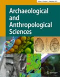 Archaeological and Anthropological Sciences cover image