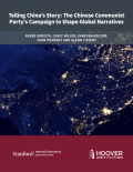 cover of telling china's story report