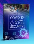 "Book cover titled ""COVID-19 Global Food Security"""
