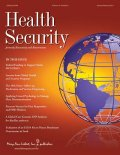 Health Security cover page