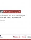 montenegro highway