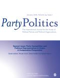 Party Politics cover