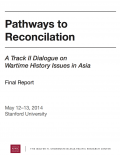 pathways to reconciliation cover