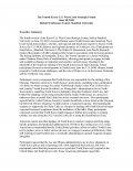 4th Strategic Forum   executive summary