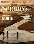 Science Magazine cover image