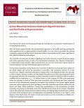 syrian minorities between underprivileged protection and due political representation
