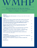 Cover of the Journal World Medical & Health Policy