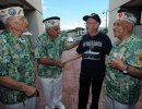 Pearl Harbor survivors gathered for and educators' conference