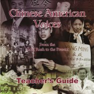 Chinese American Voices from the Gold Rush to the Present