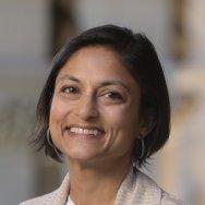 Portrait of Radhika Jain