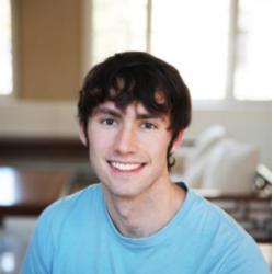 Portrait of Cody Abbey.
