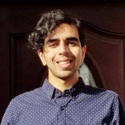 Headshot of Muizz Akhtar