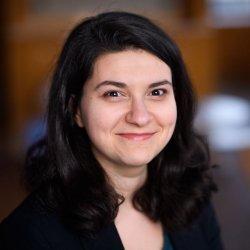 Diana Stanescu headshot