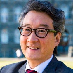 Portrait of Victor Cha