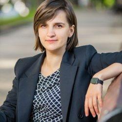 Yulia Bezvershenko Headshot
