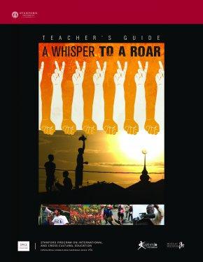 Whisper to Roar cover hr