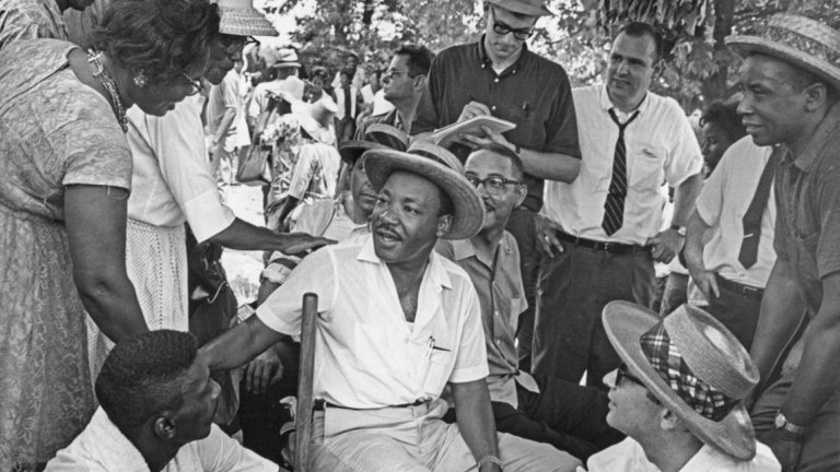 Martin Luther King Jr., Eutaw, AL 1966