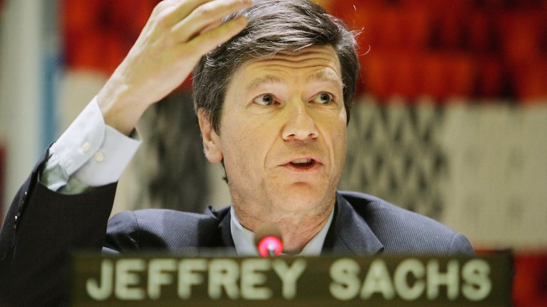 getty jeffrey sachs