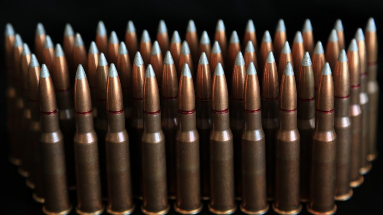 getty images bullets