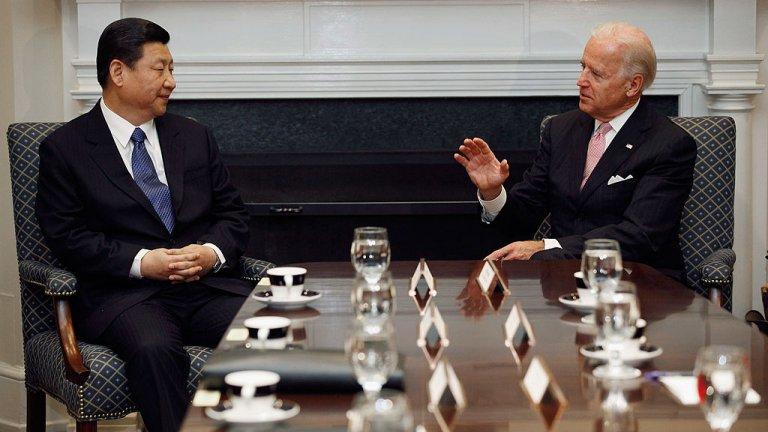 Xi - Biden