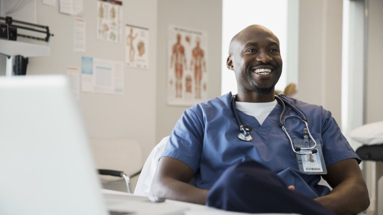 gettyimages black doctor