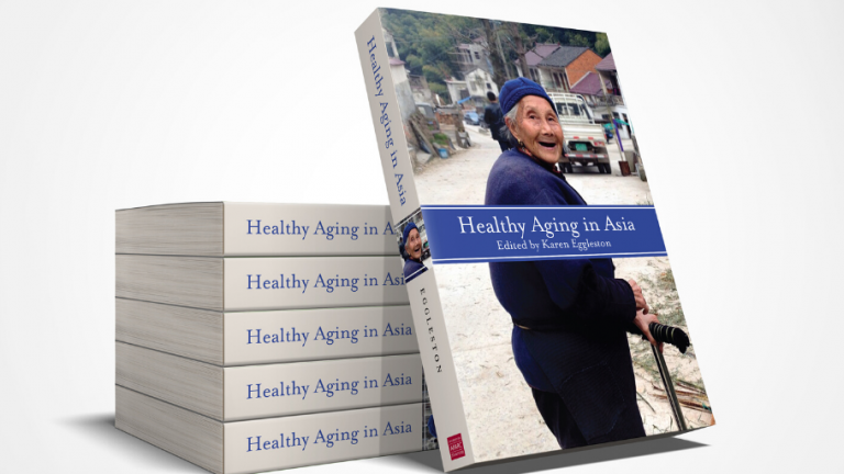 Cover of the book Healthy Aging in Asia