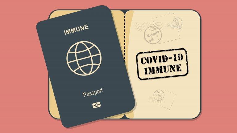 gettyimages immunitypassport