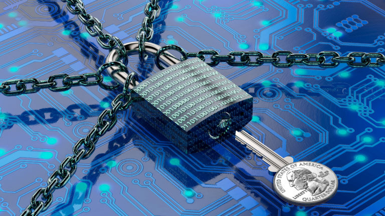 Ransomware locks up digital data until a fee is paid to the hackers.