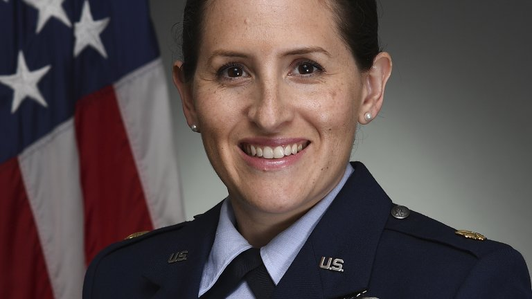 Maj. Oriana Skylar Mastro
