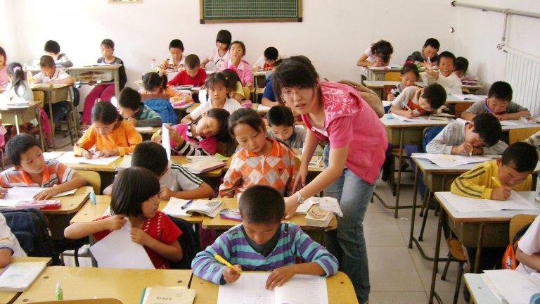 rural teacher many students