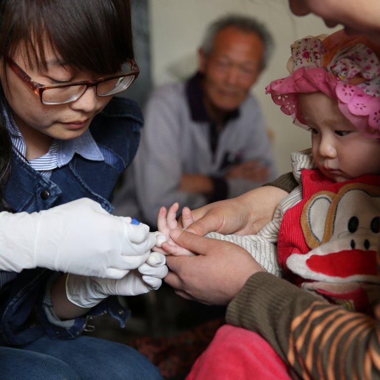 china child vaccine