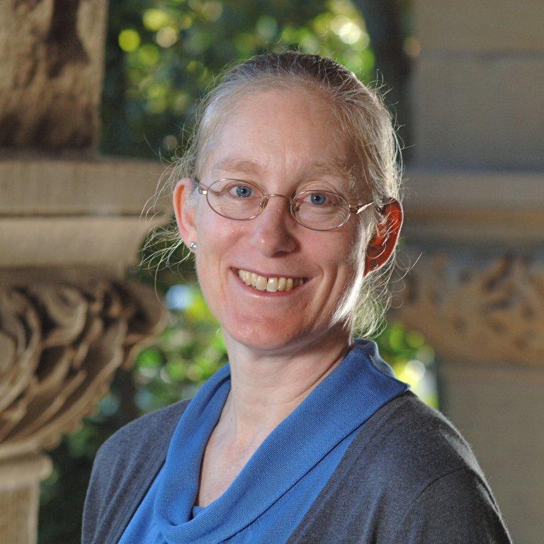 Portrait of Karen Eggleston