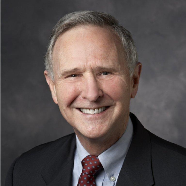Headshot of Dr. Eric Hanushek