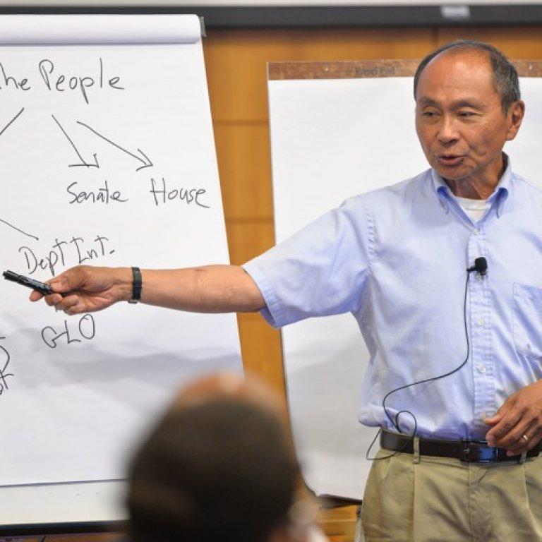 fukuyama teaching