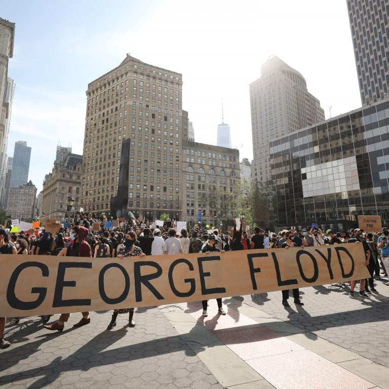 georgefloyd protest