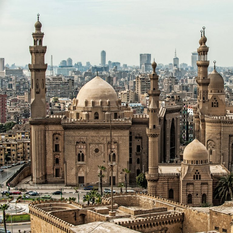Cairo/Getty Images