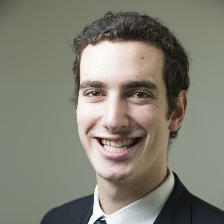 headshot of Josh Goldstein