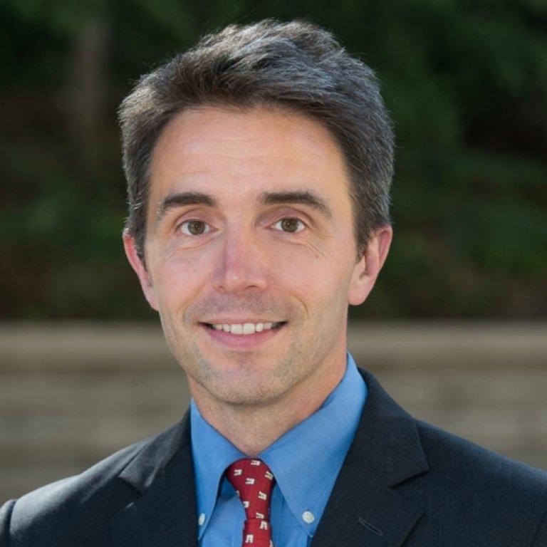 Headshot of Dr. Mark Duggan