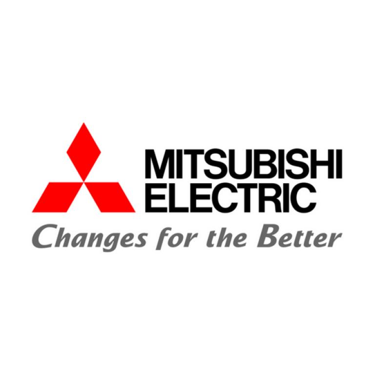 Logo of Mitsubishi Electric