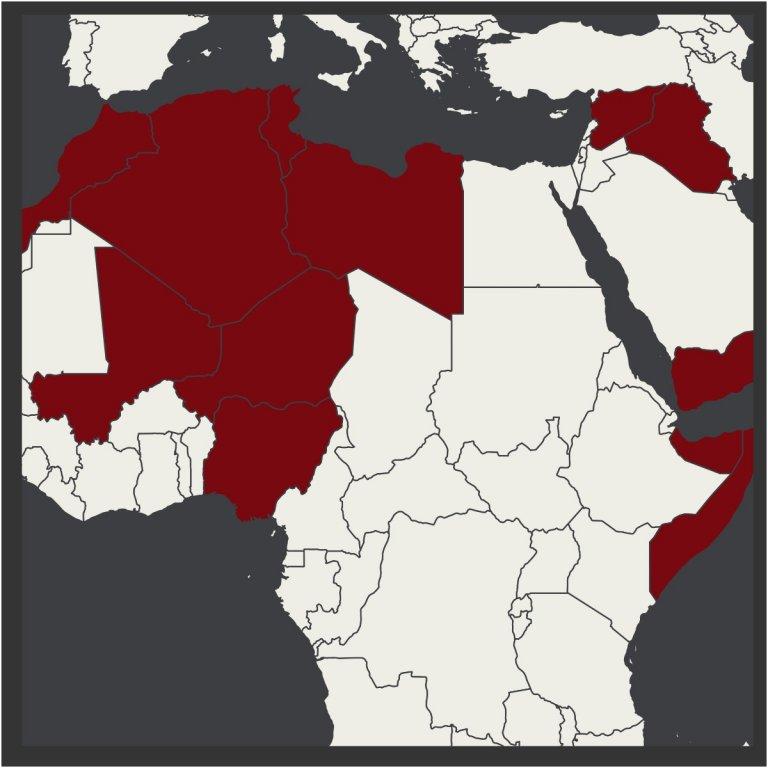 northafricamap