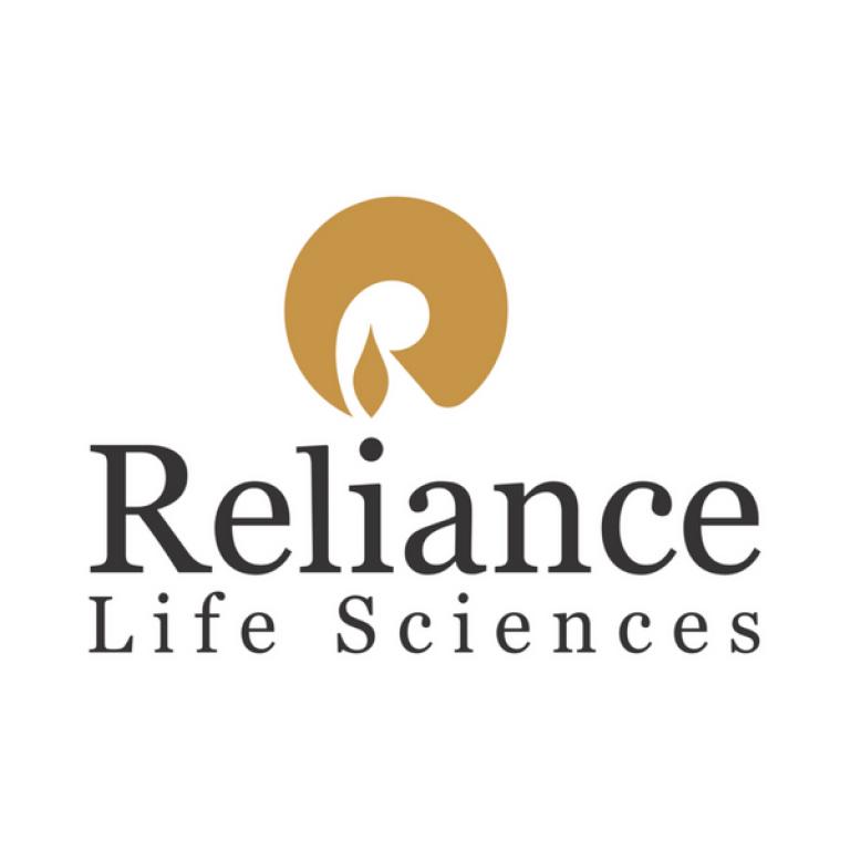 Logo of Reliance Life Sciences