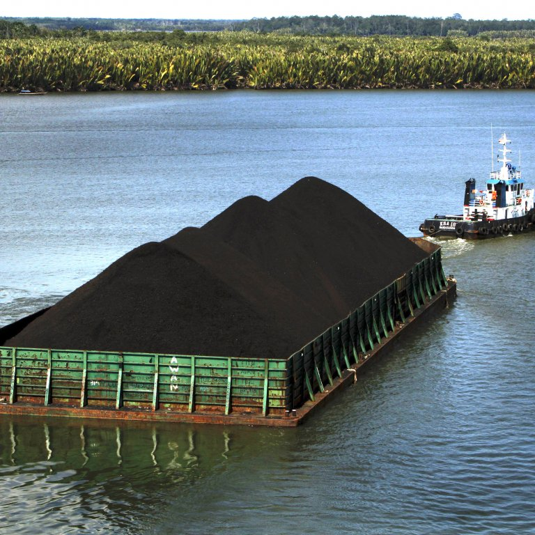 coal transportation