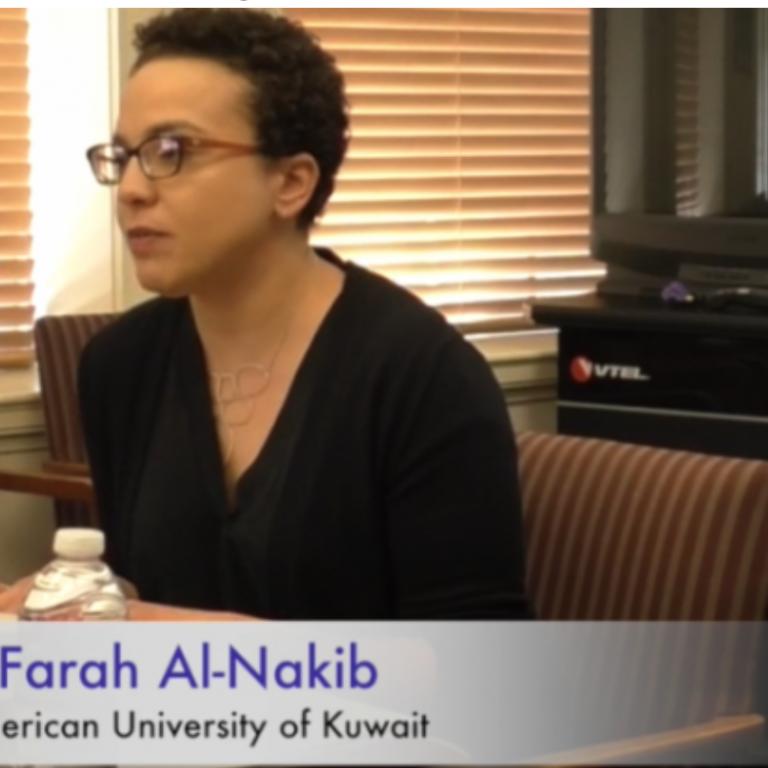 Farah Al-Nakib