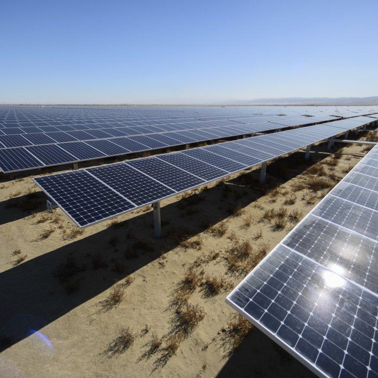 solar station